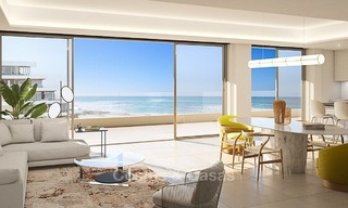 New modern beachfront apartments for sale in Torremolinos, Costa del Sol 3716