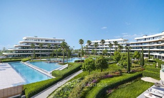 New modern beachfront apartments for sale in Torremolinos, Costa del Sol 3721