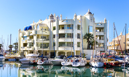 New modern beachfront apartments for sale in Torremolinos, Costa del Sol 3787
