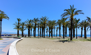 New modern beachfront apartments for sale in Torremolinos, Costa del Sol 4194