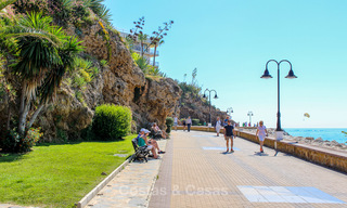 New modern beachfront apartments for sale in Torremolinos, Costa del Sol 4196