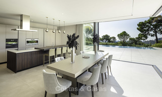 New elegant-contemporary modern luxury villa for sale in El Madroñal, Benahavis - Marbella 17147
