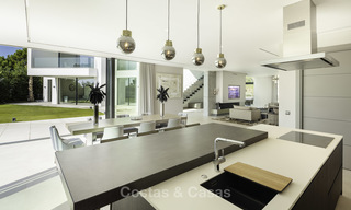 New elegant-contemporary modern luxury villa for sale in El Madroñal, Benahavis - Marbella 17149