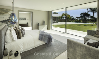 New elegant-contemporary modern luxury villa for sale in El Madroñal, Benahavis - Marbella 17152