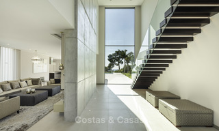 New elegant-contemporary modern luxury villa for sale in El Madroñal, Benahavis - Marbella 17155