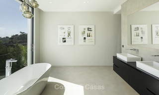 New elegant-contemporary modern luxury villa for sale in El Madroñal, Benahavis - Marbella 17159