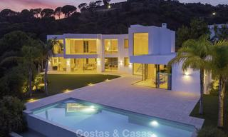 New elegant-contemporary modern luxury villa for sale in El Madroñal, Benahavis - Marbella 17165