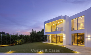 New elegant-contemporary modern luxury villa for sale in El Madroñal, Benahavis - Marbella 17167