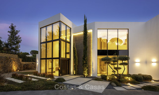 New elegant-contemporary modern luxury villa for sale in El Madroñal, Benahavis - Marbella 17168