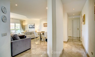 Charming, spacious south-facing luxury apartment for sale in a sought after golf urbanisation, Elviria - Marbella 4093
