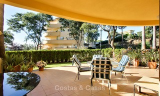 Charming, spacious south-facing luxury apartment for sale in a sought after golf urbanisation, Elviria - Marbella 4101