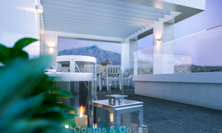 Exclusive new apartments for sale in an upscale golf resort in Benahavis - Marbella. Ready + discount! 4155
