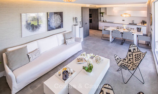 Exclusive new apartments for sale in an upscale golf resort in Benahavis - Marbella. Ready + discount! 4168