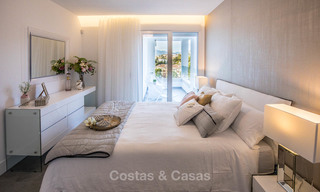 Exclusive new apartments for sale in an upscale golf resort in Benahavis - Marbella. Ready + discount! 4172