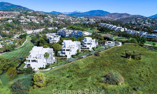 Exclusive new apartments for sale in an upscale golf resort in Benahavis - Marbella. Ready + discount! 4178