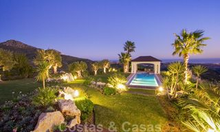 Exclusive villa for sale, in a gated resort, Marbella - Benahavis 22376