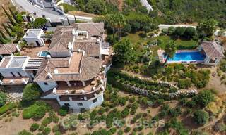 Exclusive villa for sale, in a gated resort, Marbella - Benahavis 22384