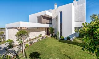 Delightful modern-contemporary villas for sale in a new boutique project between Estepona and Marbella 19672