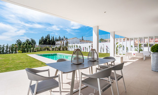 Delightful modern-contemporary villas for sale in a new boutique project between Estepona and Marbella 19704