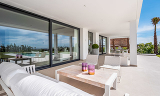 Delightful modern-contemporary villas for sale in a new boutique project between Estepona and Marbella 19705