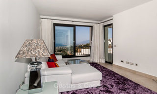 Luxury modern apartments for sale in Marbella with spectacular sea views 16220