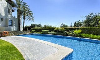 Spacious and smart modern luxury apartment for sale, Golden Mile, Marbella 5217