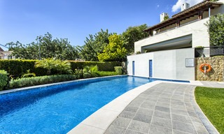 Spacious and smart modern luxury apartment for sale, Golden Mile, Marbella 5233