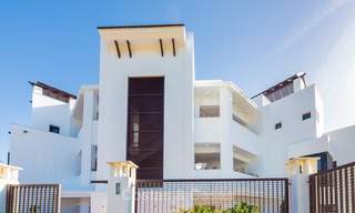 Newly renovated frontline beach apartments for sale, ready to move in, Casares, Costa del Sol 5305