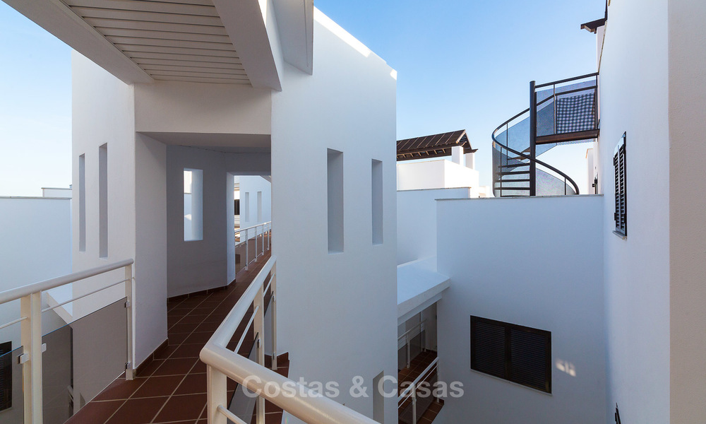Newly renovated frontline beach apartments for sale, ready to move in, Casares, Costa del Sol 5328