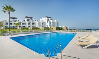 Newly renovated frontline beach apartments for sale, ready to move in, Casares, Costa del Sol 5340