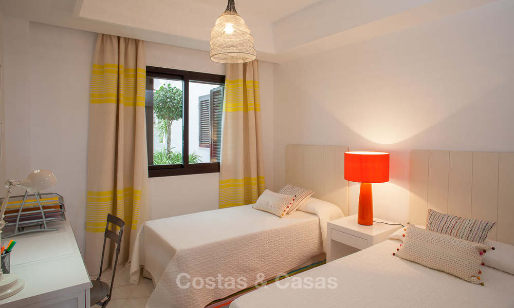 Newly renovated frontline beach apartments for sale, ready to move in, Casares, Costa del Sol 5352