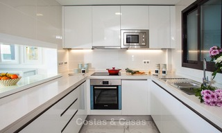Newly renovated frontline beach apartments for sale, ready to move in, Casares, Costa del Sol 5356