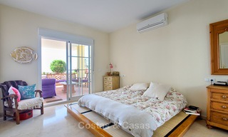 Very spacious, cosy and convenient luxury penthouse apartment for sale, Estepona center 5631