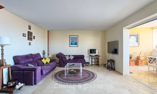 Very spacious, cosy and convenient luxury penthouse apartment for sale, Estepona center 5634