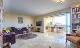 Very spacious, cosy and convenient luxury penthouse apartment for sale, Estepona center 5635