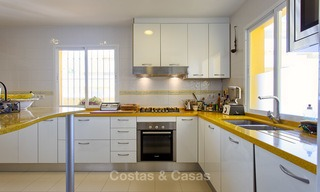 Very spacious, cosy and convenient luxury penthouse apartment for sale, Estepona center 5641