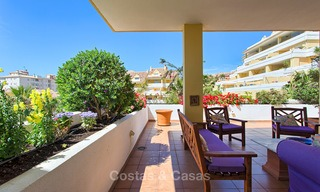 Very spacious, cosy and convenient luxury penthouse apartment for sale, Estepona center 5653