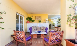 Very spacious, cosy and convenient luxury penthouse apartment for sale, Estepona center 5654