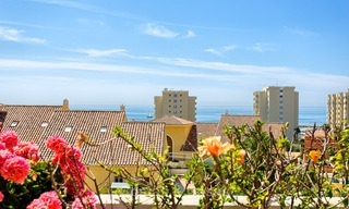 Very spacious, cosy and convenient luxury penthouse apartment for sale, Estepona center 5655