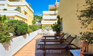 Very spacious, cosy and convenient luxury penthouse apartment for sale, Estepona center 5656