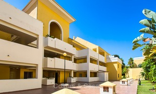Very spacious, cosy and convenient luxury penthouse apartment for sale, Estepona center 5662