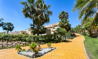 Very spacious, cosy and convenient luxury penthouse apartment for sale, Estepona center 5663