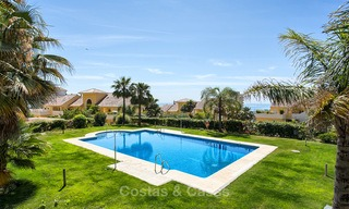 Very spacious, cosy and convenient luxury penthouse apartment for sale, Estepona center 5664