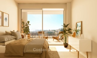 Delightful new luxury apartments with panoramic sea views for sale, Fuengirola, Costa del Sol 5668