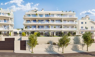 Delightful new luxury apartments with panoramic sea views for sale, Fuengirola, Costa del Sol 5672