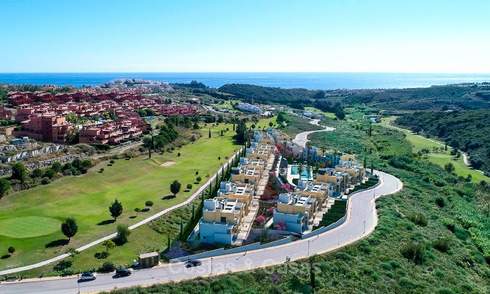 New contemporary golf apartments for sale, Casares, Costa del Sol 5730