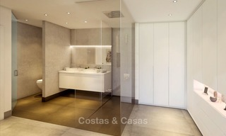 Sunny, modern luxury apartments for sale, with unobstructed sea views, Fuengirola, Costa del Sol 5847