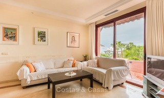 Spacious beachside penthouse apartment for sale, in a luxurious complex, Elviria, Marbella 6005