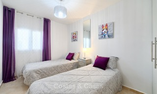 Cosy and bright apartment for sale, recently renovated, Nueva Andalucía, Marbella 6021