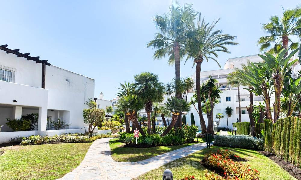 Cosy and bright apartment for sale, recently renovated, Nueva Andalucía, Marbella 6024